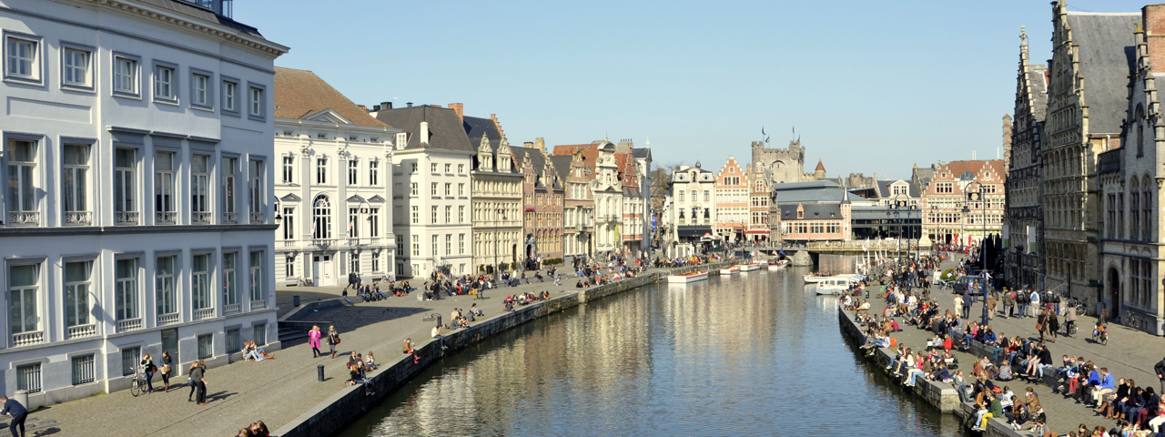 Discover Ghent