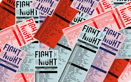 Fight Night © Ontroerend Goed