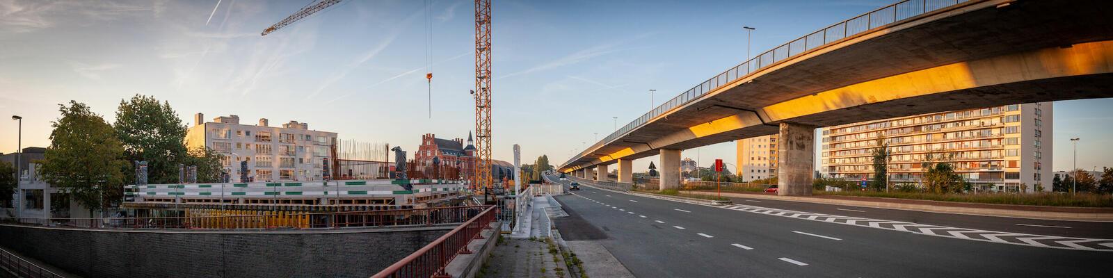 Parking Speurder in Ledeberg