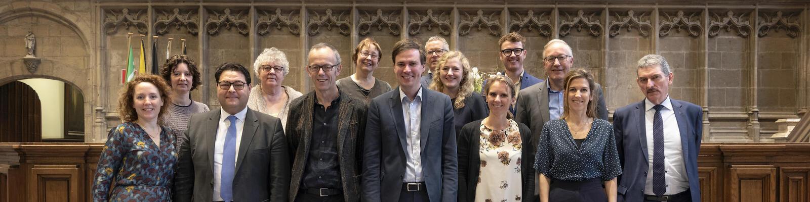 College van burgemeester en schepenen (januari 2019)