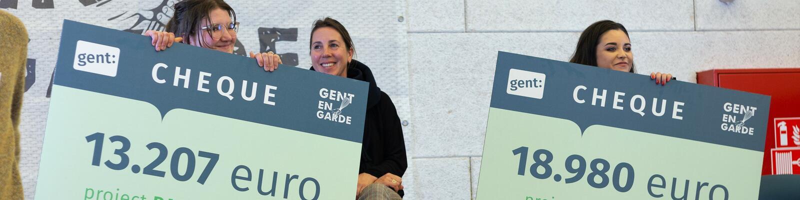 projectoproep voedselraad Gent en Garde