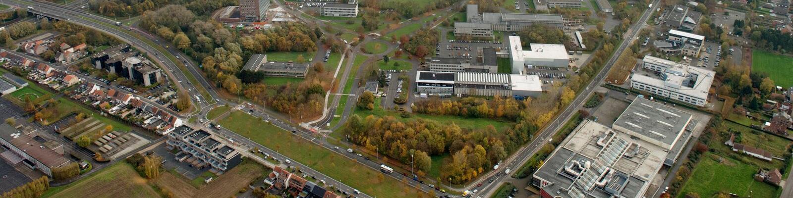 Technologiepark Ardoyen - Tech lane park - copy-Ugent