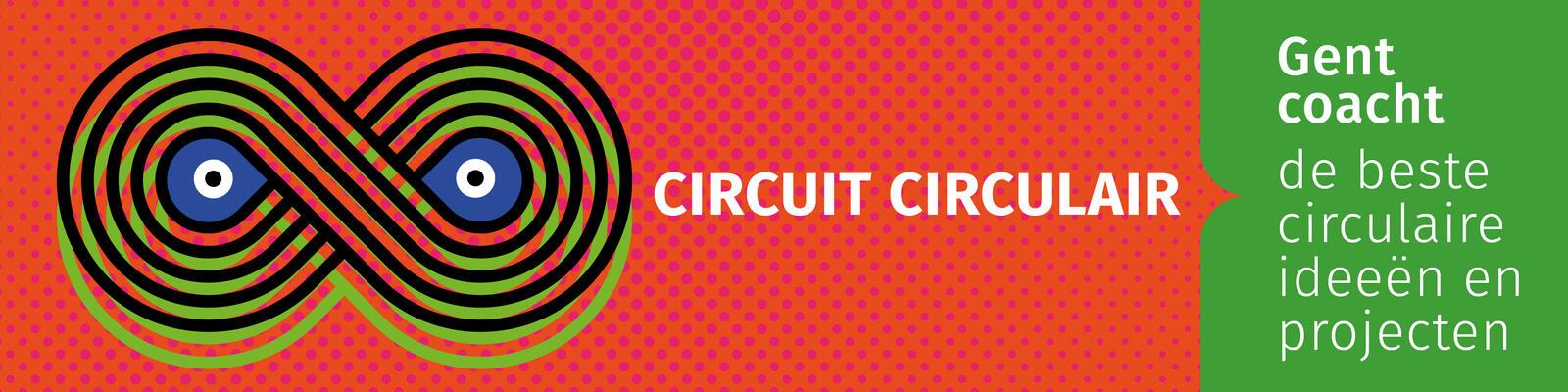 Circuit circulair banner