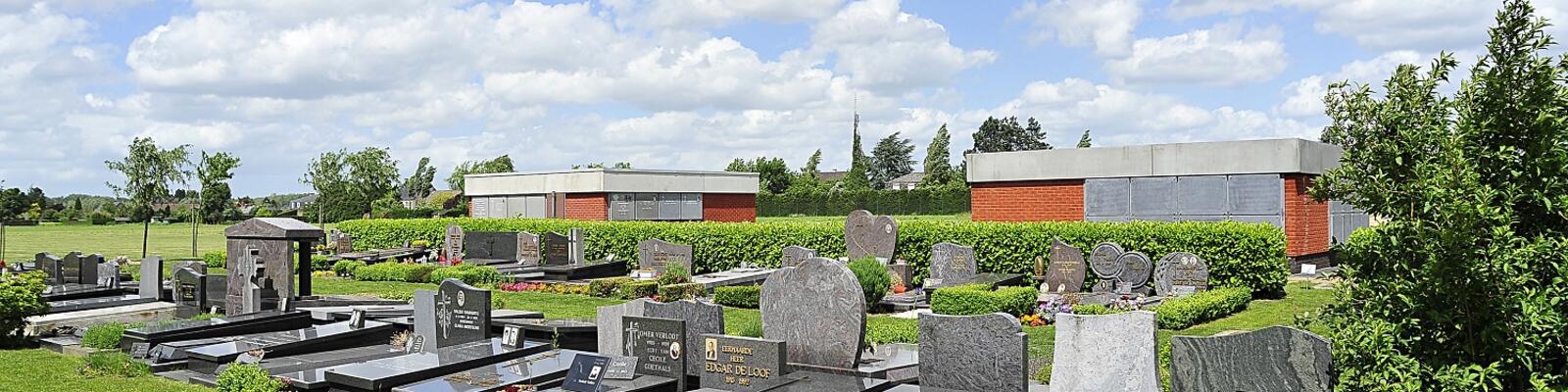 begraafplaats Drongen