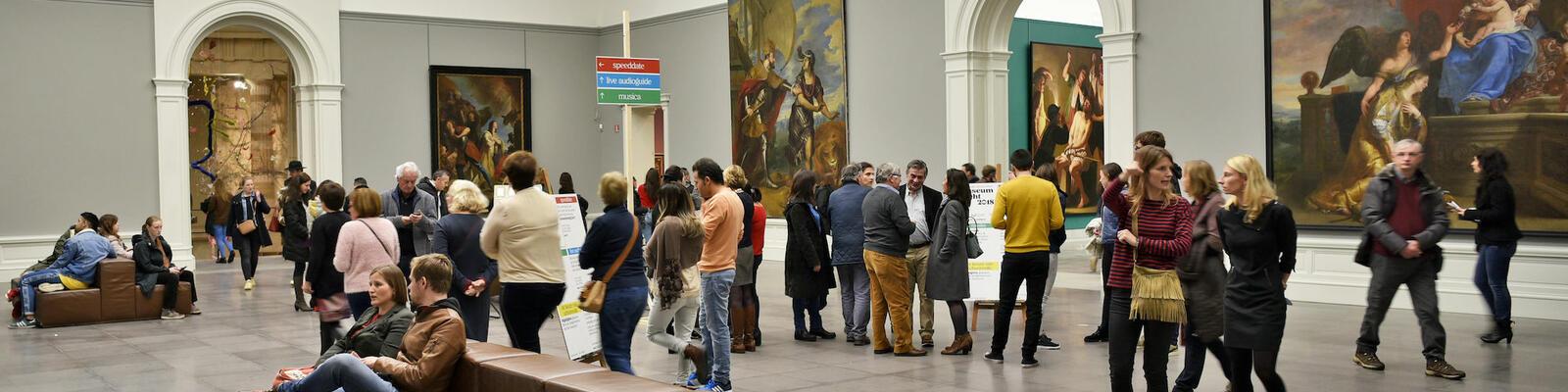 Museumbezoek