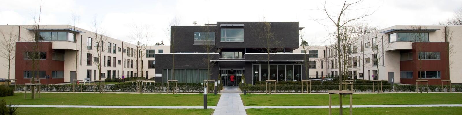 Woonzorgcentrum De Liberteyt gebouw