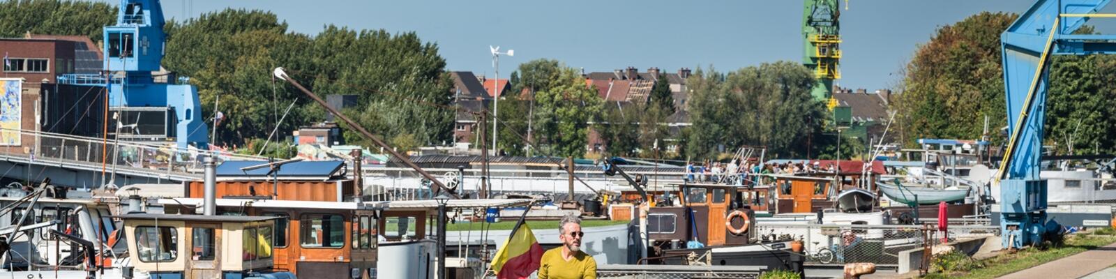 Oude Dokken woonboten