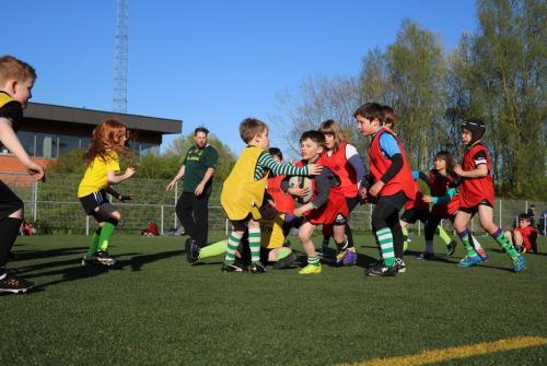 GENT RUGBY FOOTBALL CLUB VZW