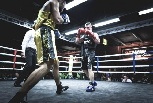 BOXING CLUB GOLDEN GLOVES VZW