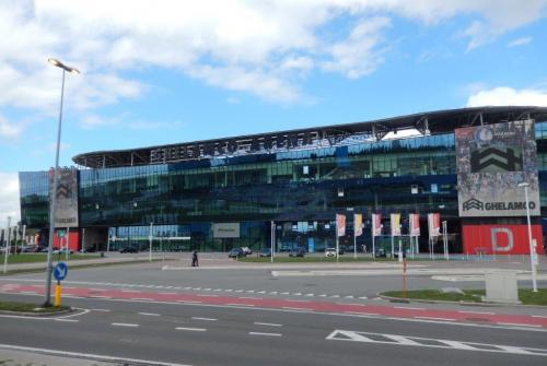 Ottergemsesteenweg Ghelamco arena KAA Gent.JPG