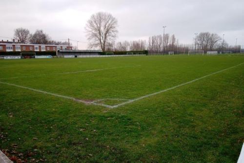 wedstrijdveld