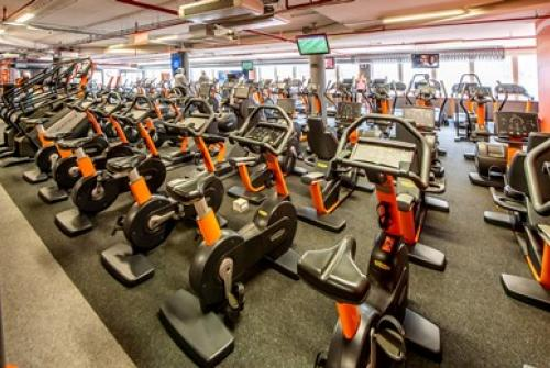 fitnesslokaal