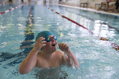 G-zwemmen op woensdag 16.30-17 uur