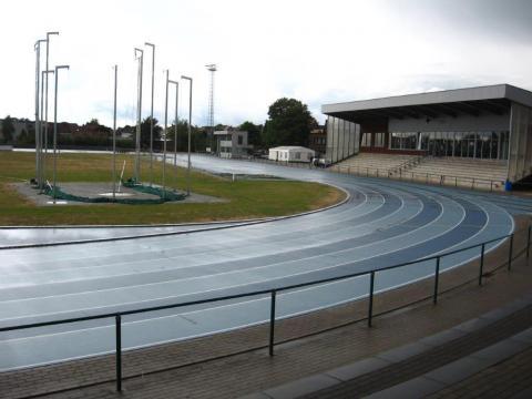 Atletiekpiste Racing Gent