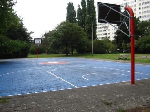 Buurtsport Belvédèreweg