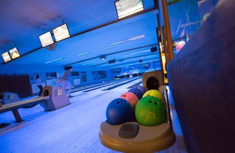 Bowlinglokaal Overpoort