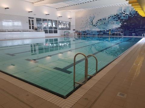 Zwembad GUSB