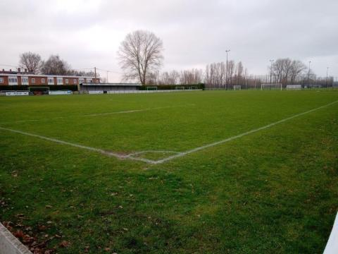 Gentbrugse Meersen - Vlaamse Sportvereniging Gent
