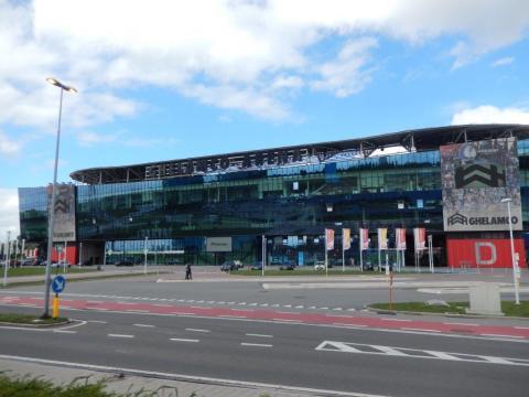 Ghelamco Arena KAA Gent
