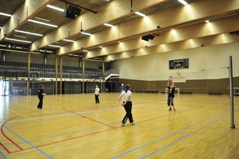 Sporthal Bourgoyen