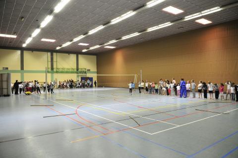 Sporthal Driebeek