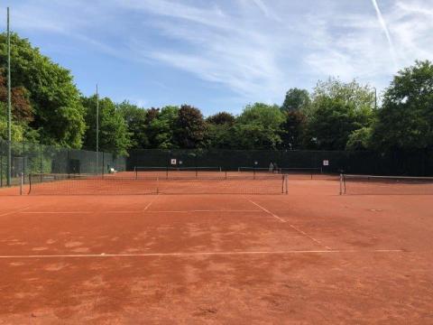 Blaarmeersen Outdoor Tennis